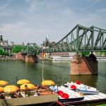 Wirtschaft:Frankfurts Zukunft rosiger denn je