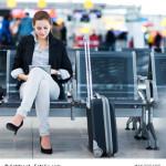 Wirtschaft:Schlauer Gepäckanhänger von Lufthansa mit QR-Code und RFID
