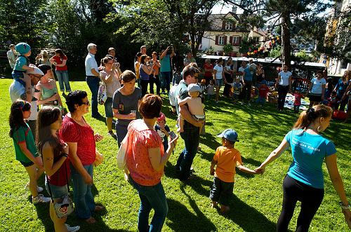 Sommerfest Verein