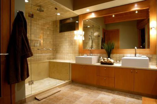 Bild 2: Das Badezimmer in einem Hotel sollte immer sauber sein.